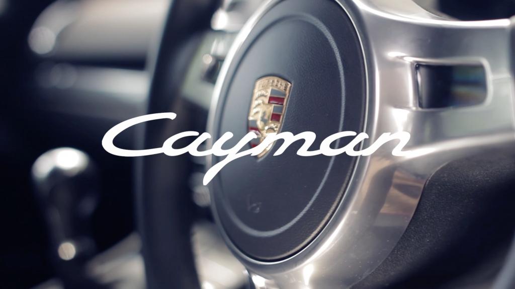 Porsche Cayman 01