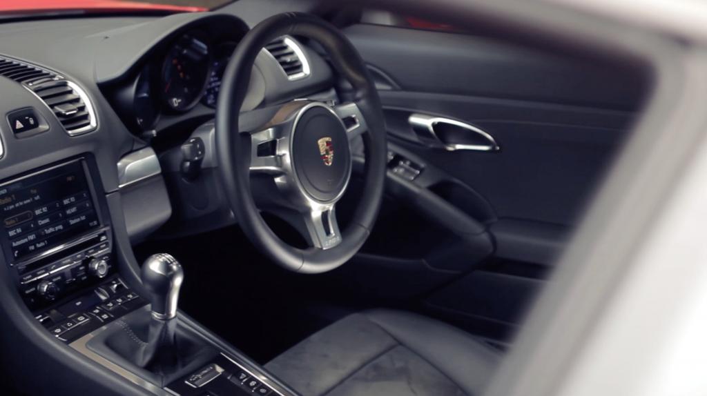 Porsche Cayman 04