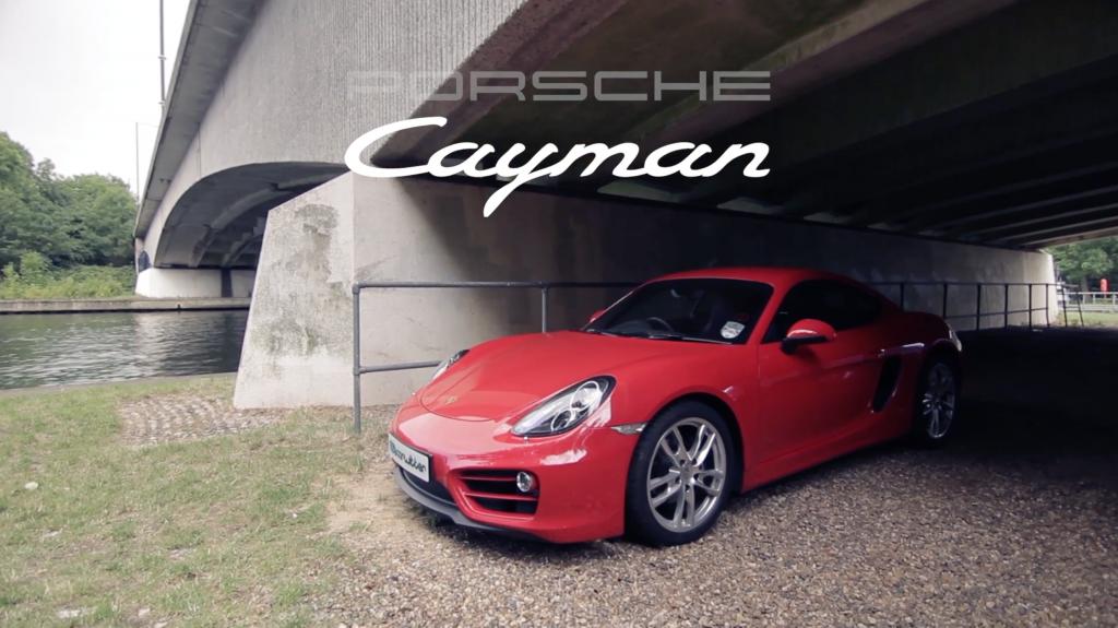 Porsche Cayman 07